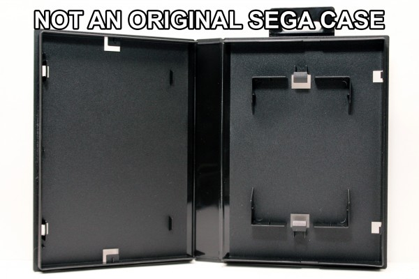 (Blank) Sega Genesis Custom Case