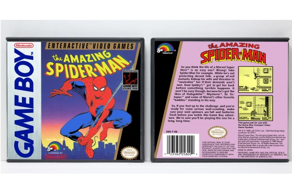 Amazing Spider-Man, The