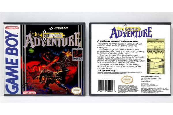 Castlevania Adventure, The