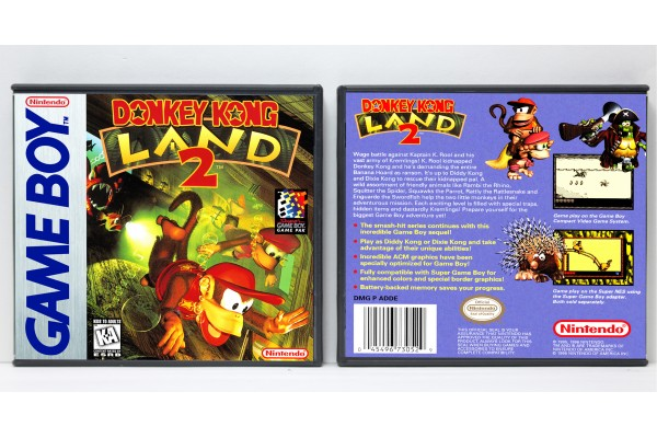 Donkey Kong Land 2