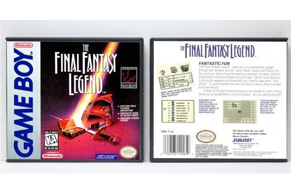 Final Fantasy Legend, The