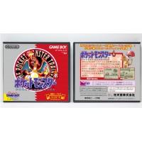 Pokemon: Red Version (Japanese)