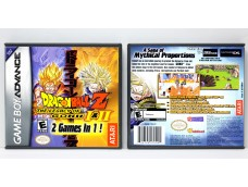 Dragon Ball Z: Legacy of Goku I and II