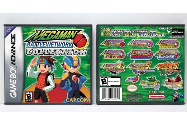 Mega Man Battle Network Collection