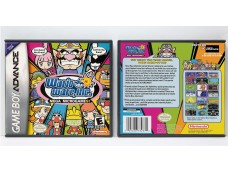 Wario Ware, Inc. Mega Microgame$