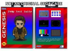 240p Test Suite (Homebrew)