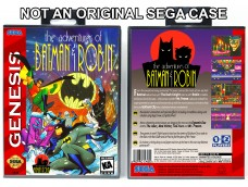 Adventures of Batman and Robin, The