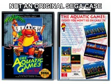Aquatic Games Starring James Pond and the Aquabats (Requires modification)