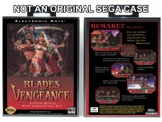 Blades of Vengeance (for Repro Cartridge or YOU modify the case)
