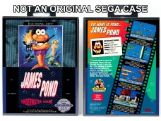 James Pond: Underwater Agent (Requires YOU to Modify the Case)