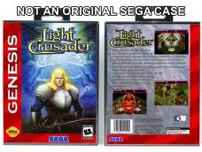 Light Crusader (JP Cover Art)