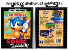 Sonic the Hedgehog (Not for Resale Variant)