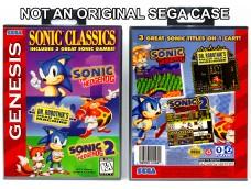 Sonic Classics 3-in-1