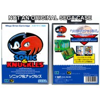 Sonic & Knuckles (Japanese)