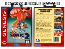Sonic the Hedgehog 2 (Red Spine)