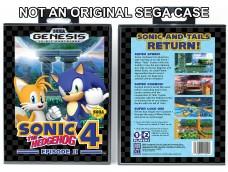 Sonic the Hedgehog 4: Episode II (for Display)