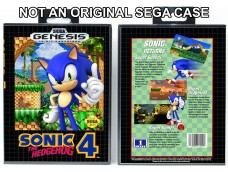 Sonic the Hedgehog 4 (for Display)