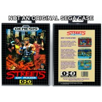 Streets of Rage (JP Cover Art)