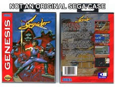 Strider (PAL Cover Art)
