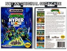Teenage Mutant Ninja Turtles: Hyper Stone Heist