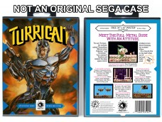 Turrican (for Repro Cartridge or YOU modify the case)