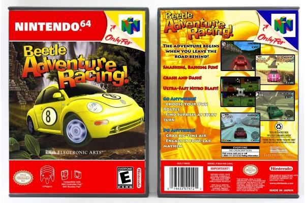 Beetle Adventure Racing