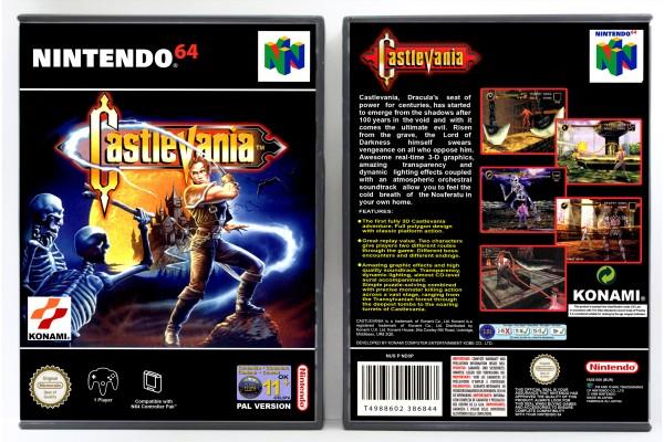 Castlevania 64 (PAL)