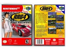 RR64: Ridge Racer 64