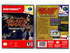 Transformers Beast Wars: Transmetals