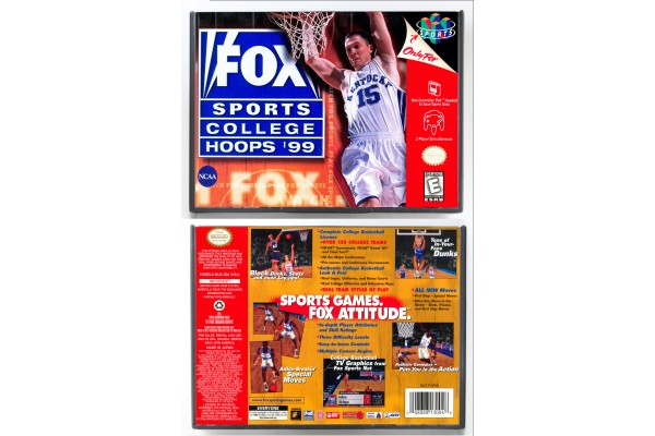 Fox Sports College Hoops 99