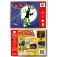 Gex 64: Enter the Gecko