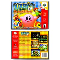 Kirby 64: The Crystal Shards