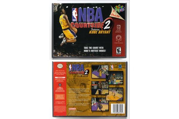 NBA Courtside 2 featuring Kobe Bryant