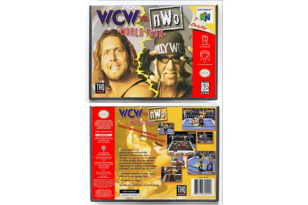WCW vs NWO: World Tour