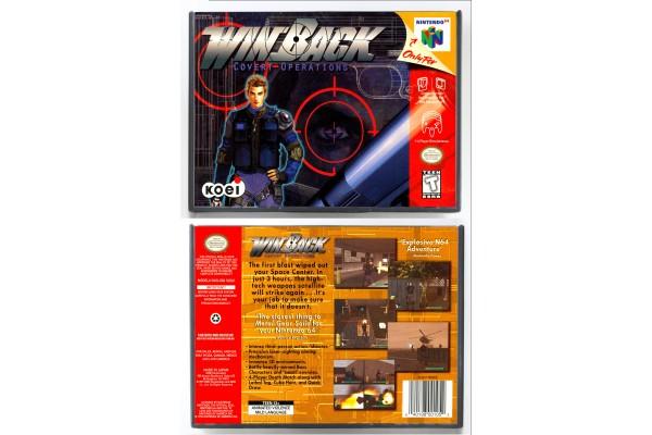 WinBack: Covert Operations