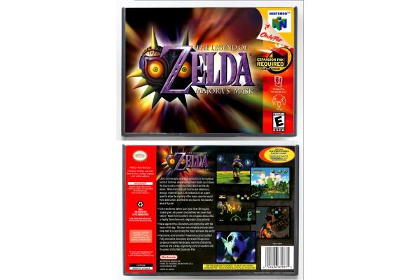 Legend of Zelda, The: Majora's Mask