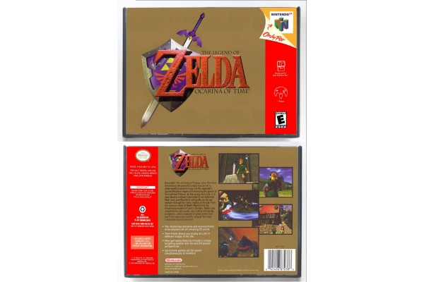 Legend of Zelda, The: Ocarina of Time