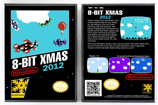 8-Bit XMAS 2012