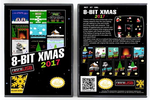 8-Bit XMAS 2017