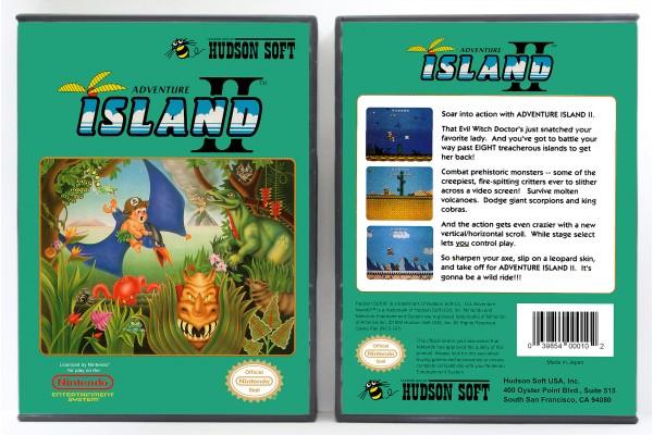 Adventure Island II