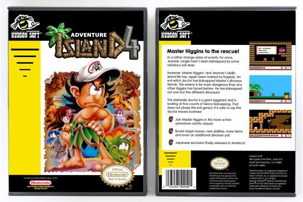 Adventure Island 4