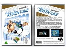 Arctic Adventure: Penguin and Seal