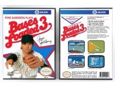 Bases Loaded 3, Ryan Sandberg Plays