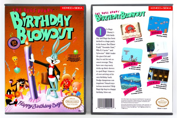 Bugs Bunny: Birthday Blowout
