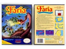 Faria: A World of Mystery & Danger
