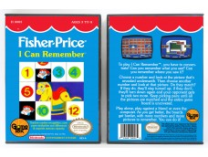 Fisher-Price: I Can Remember