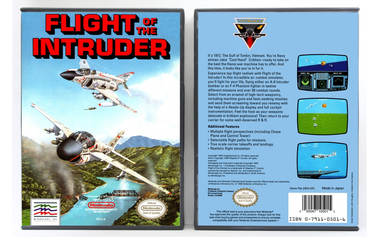 Flight%20of%20the%20Intruder-1280x800 - Flight of the Intruder [NES][MF] - Juegos [Descarga]