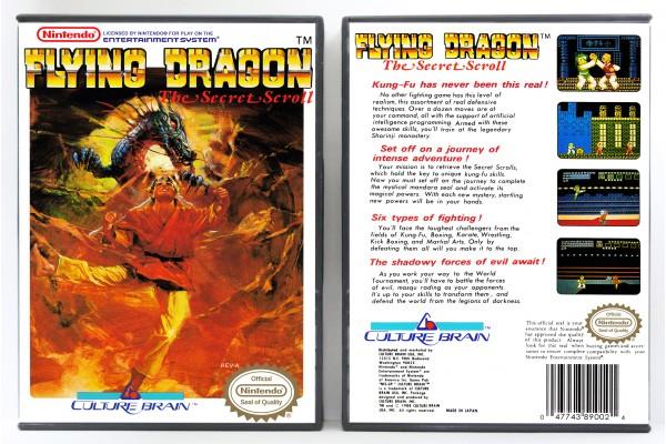 Flying Dragon: The Secret Scroll