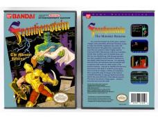 Frankenstein: The Monster Returns
