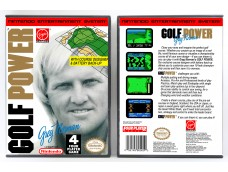 Golf Power: Greg Norman